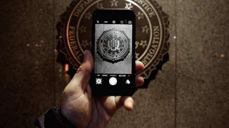 The official seal of the Federal Bureau of
