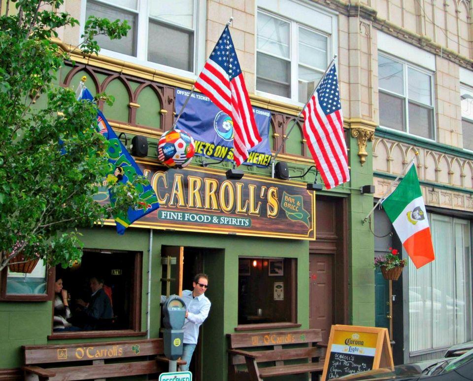 O'Carroll's Recovery Room (214 Station Plaza N., Mineola):