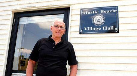 Mastic Beach Deputy Mayor Bruce Summa is seen