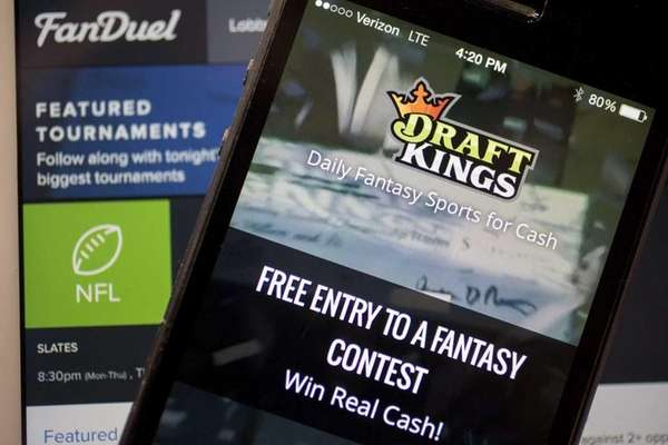 These are apps for online gaming sites, DraftKings