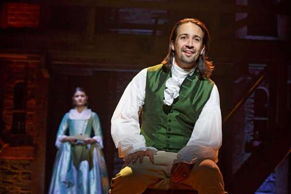 The Star Of Hamilton May Be Joining The New Mary Poppins