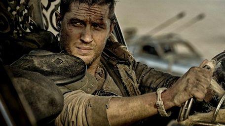 TOM HARDY as Max Rockatansky in Warner Bros.