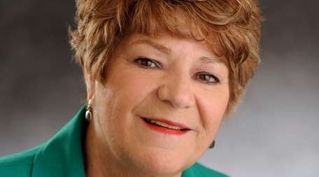 Dorothy Overton, of Moriches, has been promoted to