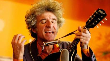 Dan Zanes, who has been performing with his