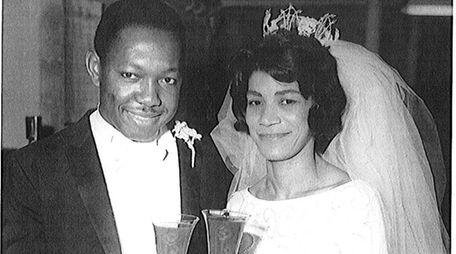 Joseph and Joye Wint, now of Kings Park,