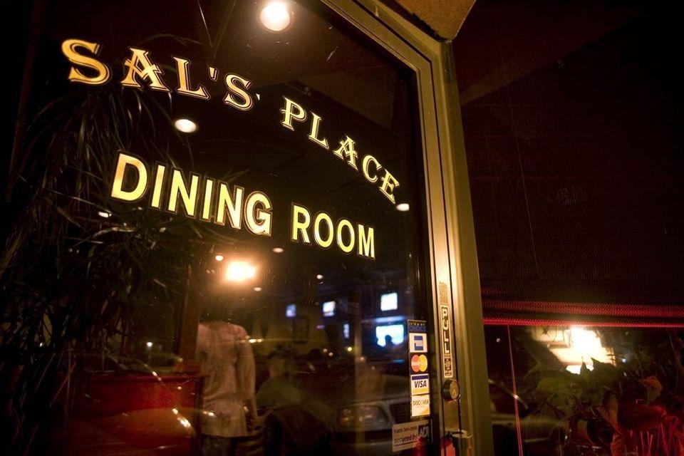 Sal's Place (1495 Hicksville Rd., N. Massapequa)ON THE