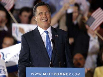 On the latest Super Tuesday, in 2012, Romney