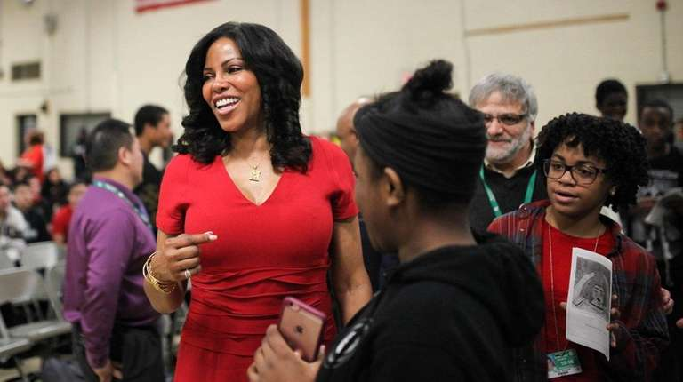 Ilyasah Shabazz, a daughter of slain civil rights