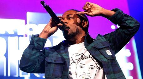 Rapper Kendrick Lamar will headline the Panorama Festival