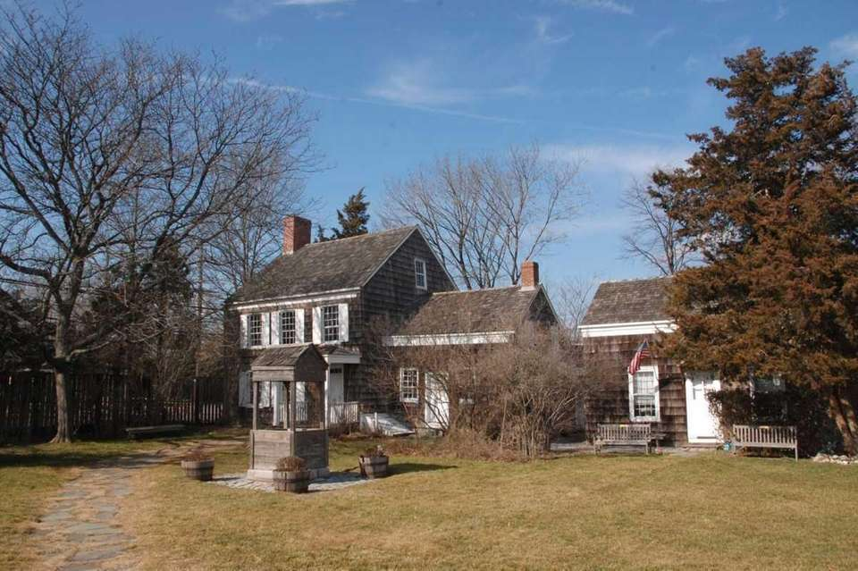 You've visited Walt Whitman's birthplace, or at least
