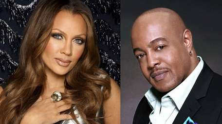 Vanessa Williams and Peabo Bryson are featured in