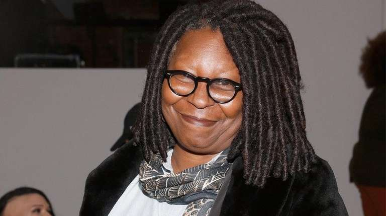 Whoopi Goldberg Plans To Speak Her Mind In Brooklyn Stand Up Show