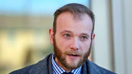 Vesselin Mitev, attorney for the estate of Shannan