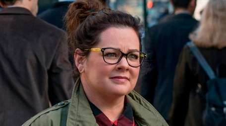 Melissa McCarthy stars as paranormal authority Abby Yates