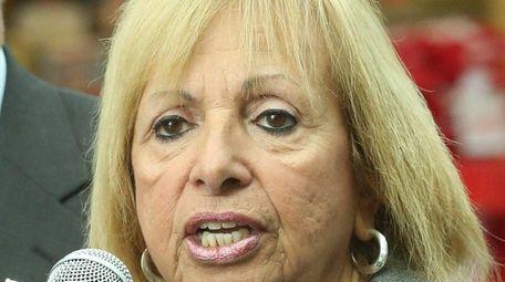 Islip Town Supervisor Angie Carpenter, shown in September,