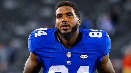 Larry Donnell receives non-guaranteed contract from Giants   Newsday