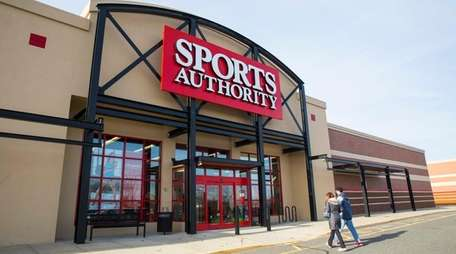 Sports Authority will close four of eight