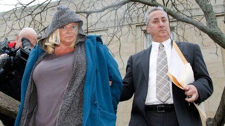 Helen McCann leaves the Nassau District Attorney's office