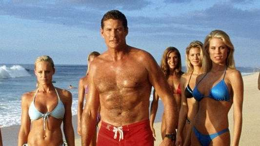 David Hasselhoff Joins Baywatch Movie Cast  Newsday-9147