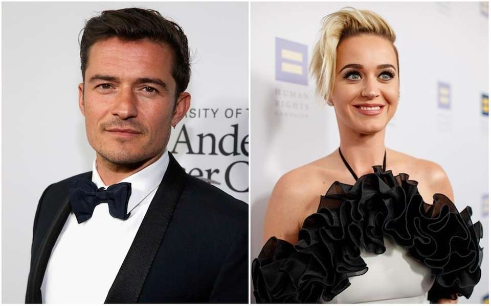 Relationship rumors started swirling when Orlando Bloom and