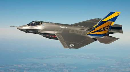 The U.S. Navy variant of the F-35 Joint