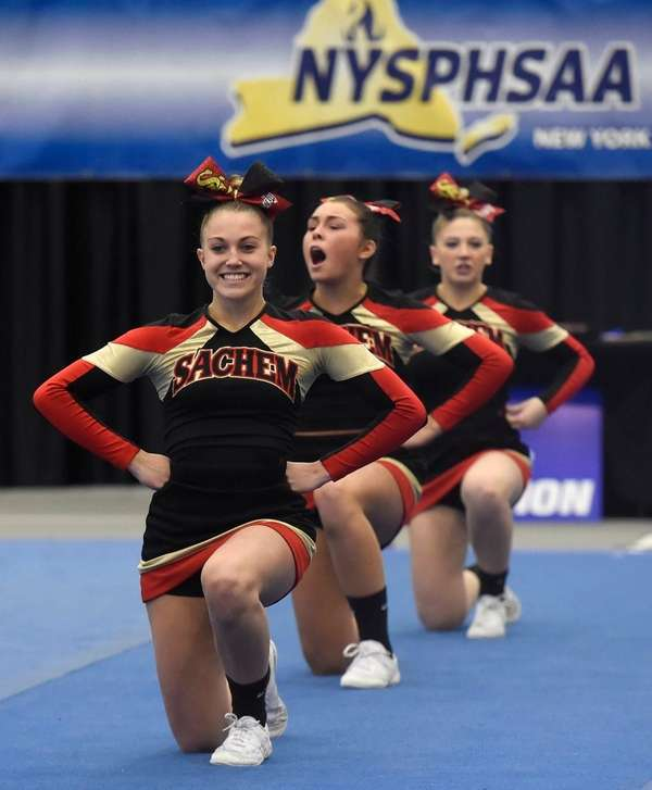 Sachem East (Suffolk -- Section XI) competed in