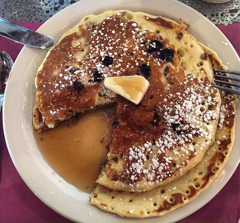 Toast Coffeehouse, Patchogue: This spot offers pancakes for