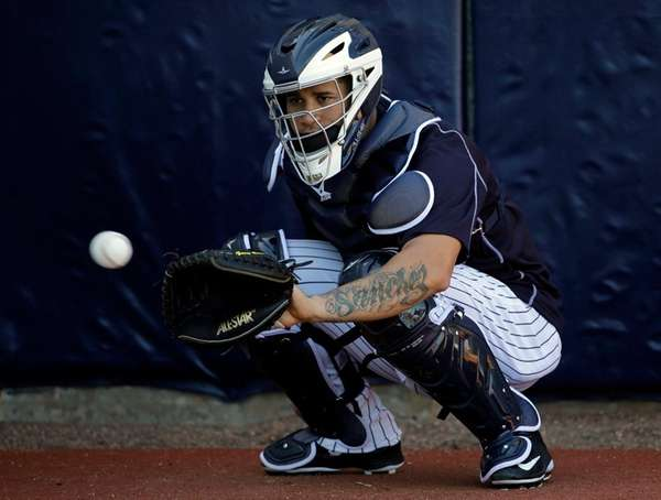 Yankees call up rookie catcher Gary Sanchez to make first career start | Newsday