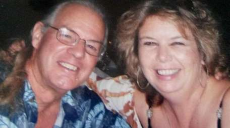 Ron Larson and Susan Mahler of Floral Park
