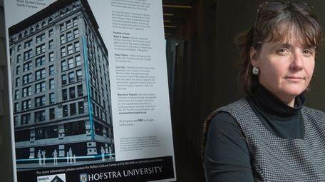 Mary Anne Trasciatti, associate professor of rhetoric at