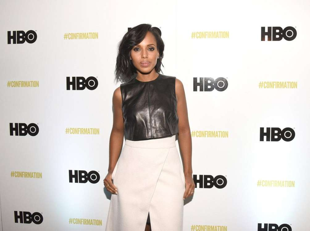 Kerry Washington is one among a number of