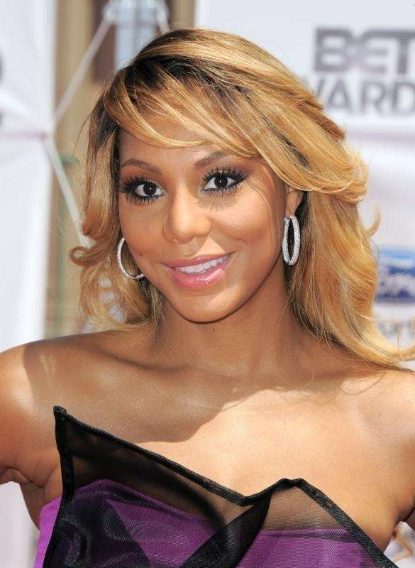 Singer Tamar Braxton, born March 17, 1977.