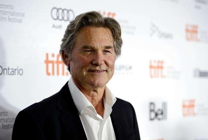 Actor Kurt Russell, born March 17, 1951.