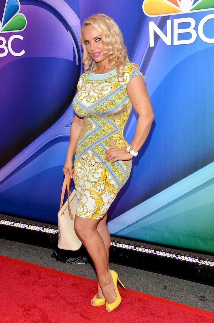 Model Coco Austin, born March 17, 1979.