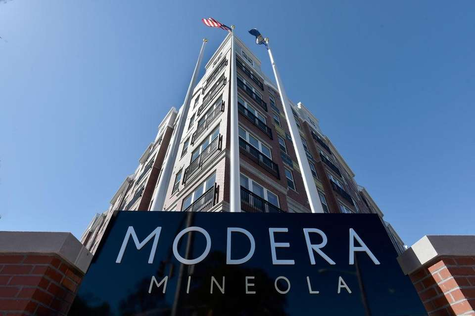 The Modera in Mineola, a 275-unit apartment building