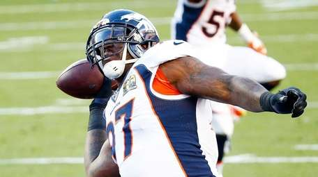 Malik Jackson #97 of the Denver Broncos