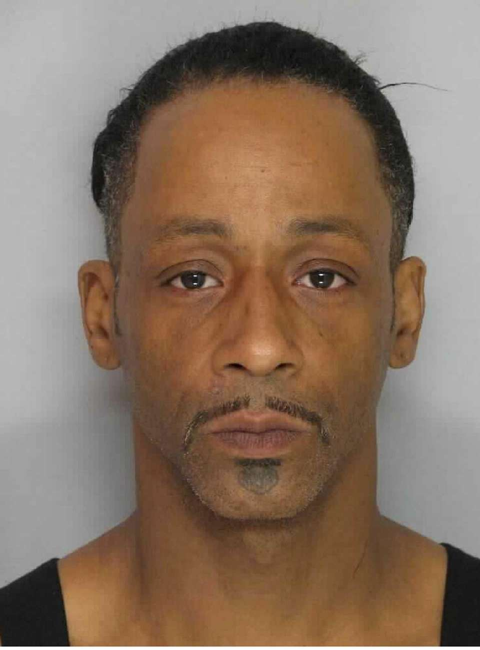 Katt Williams appears in a police booking photo