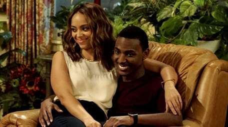 Amber Stevens West and Jerrod Carmichael have different