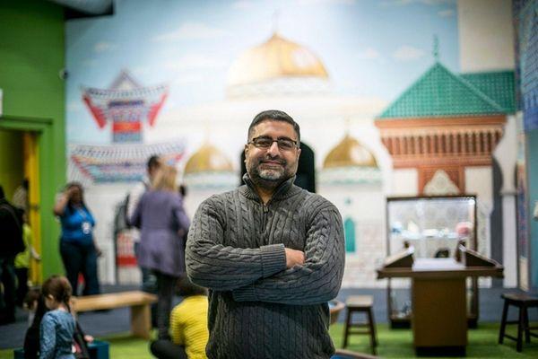Hussein Rashid, a professor of Islamic studies at