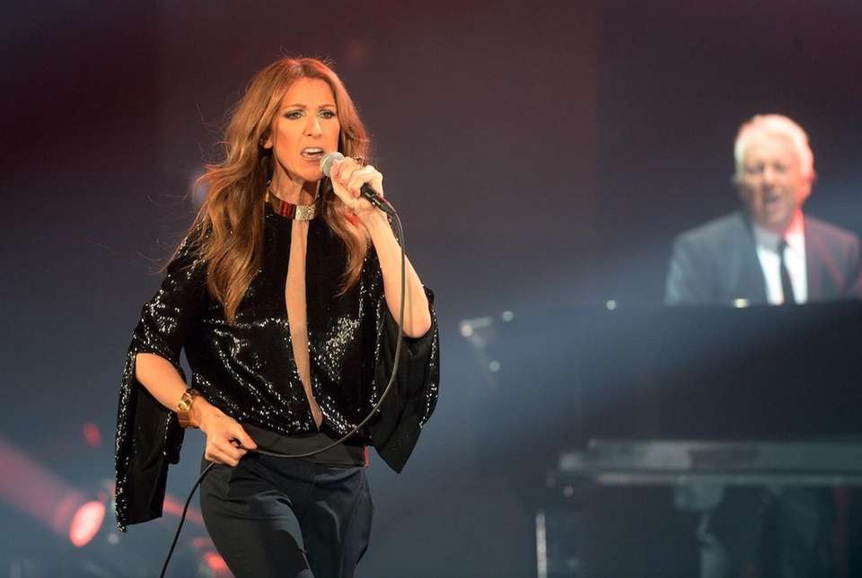 Céline Dion (born March 30, 1968, and raised