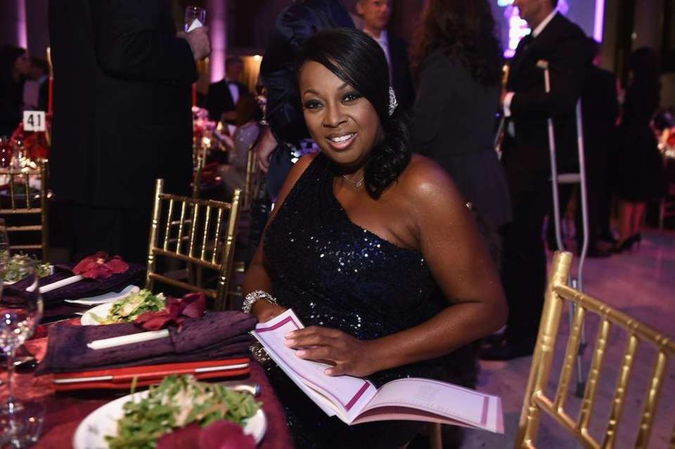 Star Jones was born in Badin, North Carolina,