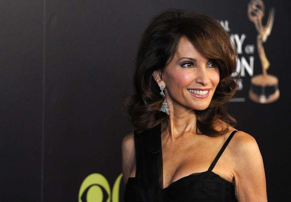 Susan Lucci was born in Scarsdale and raised