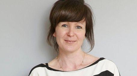 Olivia Laing, author of