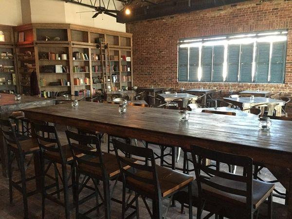 Beginnings Restaurant Long Beach