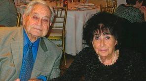 Gerry and Sandra Bogatz of North Bellmore