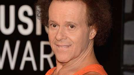 Richard Simmons, 67, assured fans on Monday that