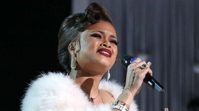 Andra Day's performance at this year's Grammy Awards