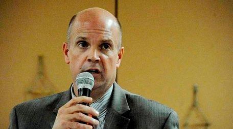 Southampton Town Councilman Stan Glinka is proposing legislation