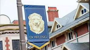 Dowling College officials on Tuesday, March 15, 2016,