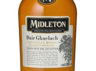 Midleton Dair Ghaelach is smooth, complex and satisfying.